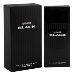 ANIMALE BLACK MASCULINO EAU DE TOILETTE 100ML