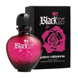PACO RABANNE BLACK XS FEMININO EAU DE TOILETTE 30ML