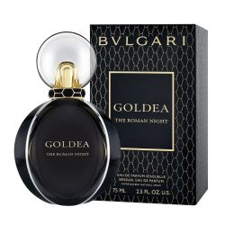 BULGARI GOLDEA THE ROMAN NIGHT FEMININO EAU DE PARFUM 75ML