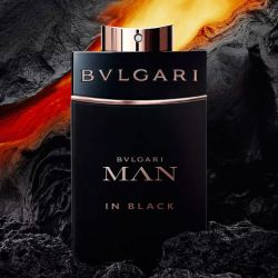 BULGARI MAN IN BLACK MASCULINO EAU DE PARFUM 60ML