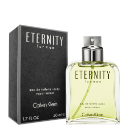 CALVIN KLEIN ETERNITY MASCULINO EAU DE TOILETTE 30ML
