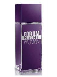 FORUM NIGHT WOMAN FEMININO EAU DE TOILETTE 100ML