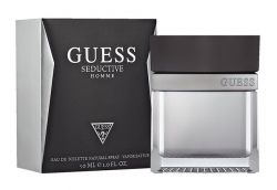 GUESS SEDUCTIVE MASCULINO EAU DE TOILETTE 50ML