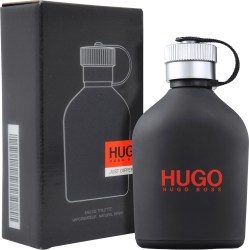 HUGO BOSS JUST DIFFERENT MASCULINO EAU DE TOILETTE 40ML