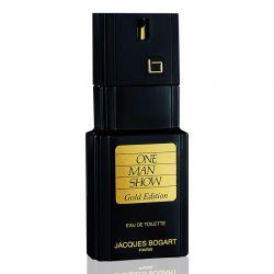 JACQUES BOGART ONE MAN SHOW GOLD MASCULINO EAU DE TOILETTE 100ML