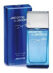 JACOMO DE JACOMO DEEP BLUE MASCULINO EAU DE TOILETTE 100ML