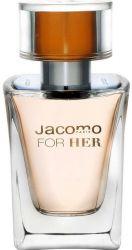 JACOMO FOR HER FEMININO EAU DE PARFUM 50ML