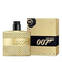 JAMES BOND 007 GOLD MASCULINO EAU DE TOILETTE 75ML