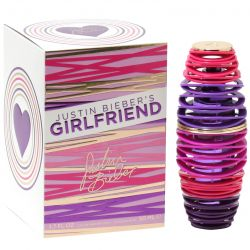 JUSTIN BIEBER GIRLFRIEND FEMININO EAU DE PARFUM 30ML
