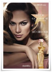 JENNIFER LOPEZ LOVE AND GLAMOUR FEMININO EAU DE PARFUM 75ML