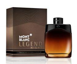 MONTBLANC LEGEND NIGHT MASCULINO EAU DE PARFUM 100ML