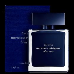 NARCISO RODRIGUEZ BLEU NOIR FOR HIM MASCULINO EAU DE TOILETTE 50ML