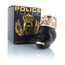 POLICE TO BE THE KING MASCULINO EAU DE TOILETTE 75ML