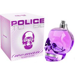 POLICE TO BE WOMAN FEMININO EAU DE PARFUM 125ML