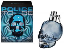 POLICE TO BE MASCULINO EAU DE TOILETTE 75ML