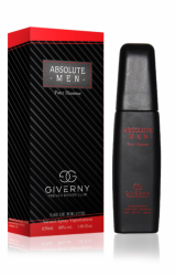 GIVERNY ABSOLUTE MAN MASCULINO EAU DE TOIELTTE 30ML