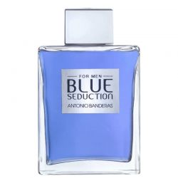 ANTONIO BANDERAS BLUE SEDUCTION MASCULINO EAU DE TOILETTE 100ML