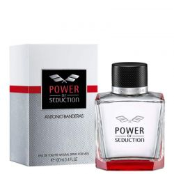 ANTONIO BANDERAS POWER OF SEDUCTION EAU DE TOILETTE 100ML