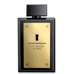 ANTONIO BANDERAS THE GOLDEN SECRET MASCULINO EAU DE TOILETTE 100ML