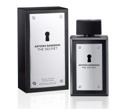 ANTONIO BANDERAS THE SECRET MASCULINO EAU DE TOILETTE 100ML