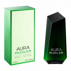 THIERRY MUGLER AURA BODY LOTION - LOÇÃO CORPORAL 200ML