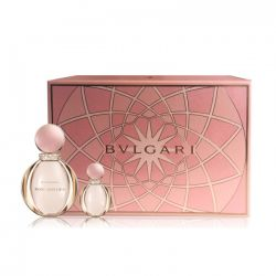 BULGARI KIT ROSE GOLDEA FEMININO (EAU DE PARFUM 50ml + EDP 10ml)