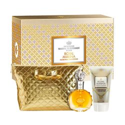 MARINA DE BOURBON KIT ROYAL DIAMOND FEMININO (EAU DE PARFUM 100ml + LOÇÃO CORPORAL 150ml)