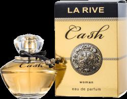 LA RIVE CASH WOMAN FEMININO EAU DE TOILETTE 90ML