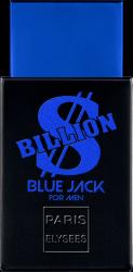 PARIS ELYSEES BILLION BLUE MASCULINO EAU DE TOILETTE 100ML