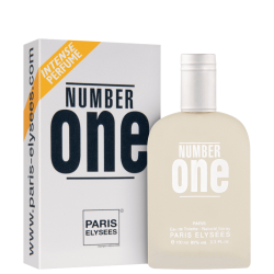 PARIS ELYSEES NUMBER ONE UNISSEX EAU DE TOILETTE 100ML