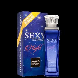 PARIS ELYSEES SEXY WOMAN NIGHT FEMININO EAU DE TOILETTE 100ML