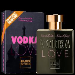 PARIS ELYSEES VODKA LOVE FEMININO EAU DE TOILETTE 100ML