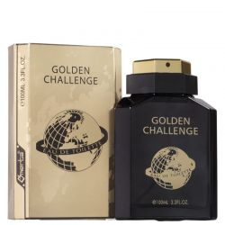 OMERTA CONSCENTRA GOLDEN CHALLENGE MASCULINO EAU DE TOILETTE 100ML