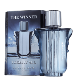 OMERTA CONSCENTRA THE WINNER TAKES IT ALL MASCULINO EAU DE TOILETTE 100ML