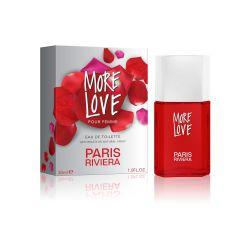 PARIS RIVIERA MORE LOVE FEMININO EAU DE TOILETTE 30ML