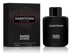 PARIS RIVIERA DARK TOWN MASCULNINO EAU DE TOILETTE 100ML