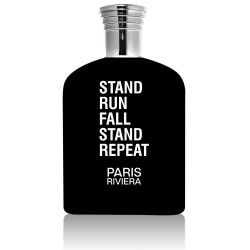 PARIS RIVIERA STAND RUN FALL STAND REPEAT MASCULNINO EAU DE TOILETTE 100ML