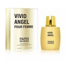 PARIS RIVIERA VIVID ANGEL FEMININO EAU DE TOILETTE 100ML