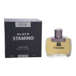 PRIME COLLECTION BLACK STAMINO MASCULINO EAU DE TOILETTE 100ML