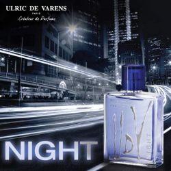 ULRIC DE VARENS UDV NIGHT MASCULINO EAU DE TOILETTE 100ML