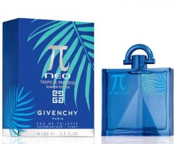 GIVENCHY PI NEO TROPICAL PARADISE SUMMER EDITION MASCULINO EAU DE TOILETTE 100ML