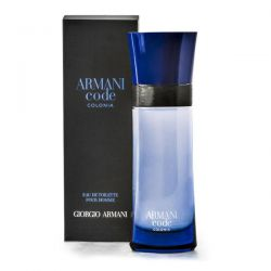 ARMANI CODE COLONIA EAU DE TOILETTE 125ML