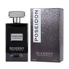 GIVERNY POSEIDON EAU DE TOILETTE 100ML
