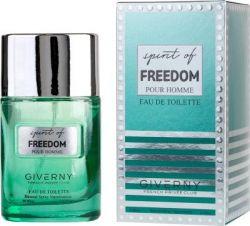 GIVERNY SPIRIT OF FREEDOM EAU DE TOILETTE 100ML