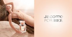 JACOMO FOR HER EAU DE PARFUM 100ML