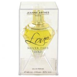JEANNE ARTHES LOVE NEVER DIES GOLD EAU DE PARFUM 60ML