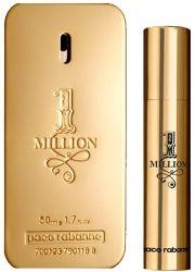KIT 1 MILLION FOR MEN EAU DE TOILETTE 50ML + EDT 10ML
