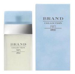 BRAND COLLECTION 093 - DG LIGHT BLUE FEMININO 25ML EAU DE PARFUM