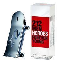 CAROLINA HERRERA 212 MEN HEROES FOREVER YOUNG EAU DE TOILETTE 90ML