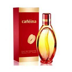 CAFÉ  CAFÉINA POUR FEMME EAU DE TOILETTE 50ML